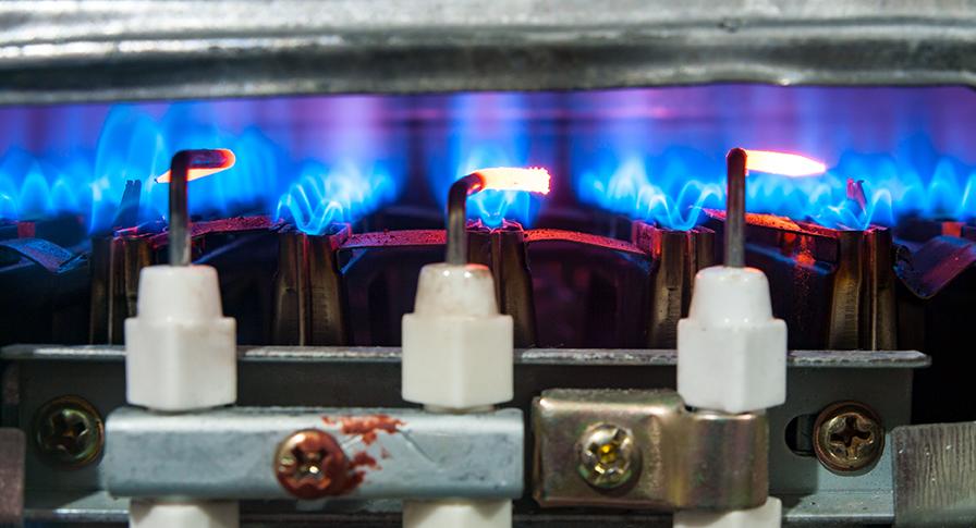 Brûleurs chaudière à gaz sur Dijon