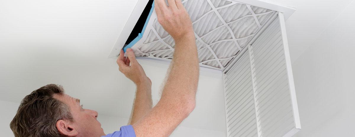 Ventilation Mécanique Contrôlée VMC Spécialiste changement de filtre