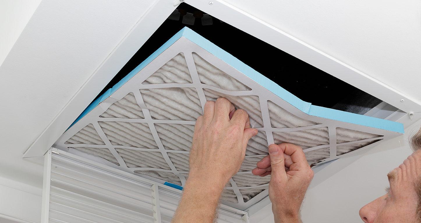 Installation VMC / Système de Ventilation
