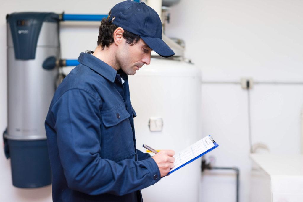 Contrat d'entretien maintenance chauffage chaudière à gaz Bordeaux