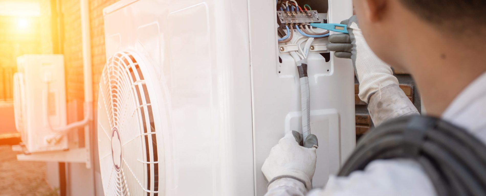 pompe à chaleur air eau PAC installation remplacement