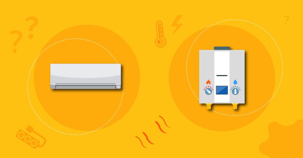 Comparatif Chaudière gaz THPE et pompe à chaleur air/eau. Quel système de chauffage choisir ?