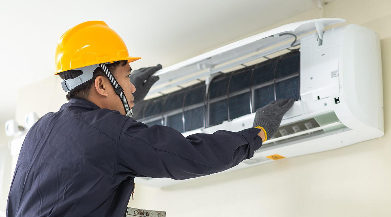 Climatisation, Pompe à chaleur : Contrat d'entretien