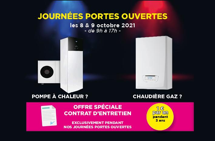 Portes Ouvertes SOMGAZ à Marseille le 8 et 9 octobre 2021