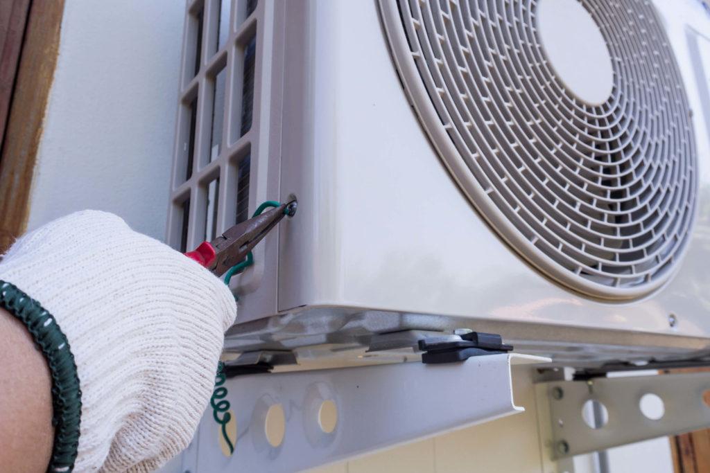 Entretien maintenance révision de Pompe à chaleur air eau PAC