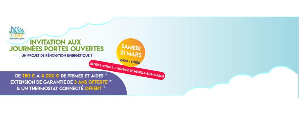 Portes Ouvertes Effica Service le 21 mars 2020