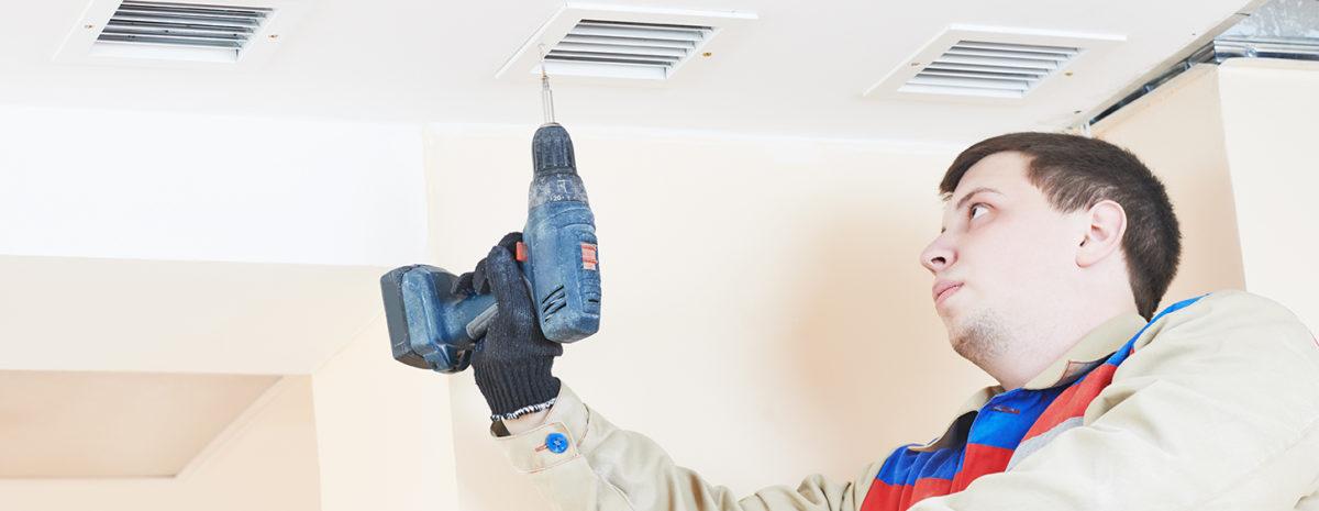 réparation VMC / Système de ventilation