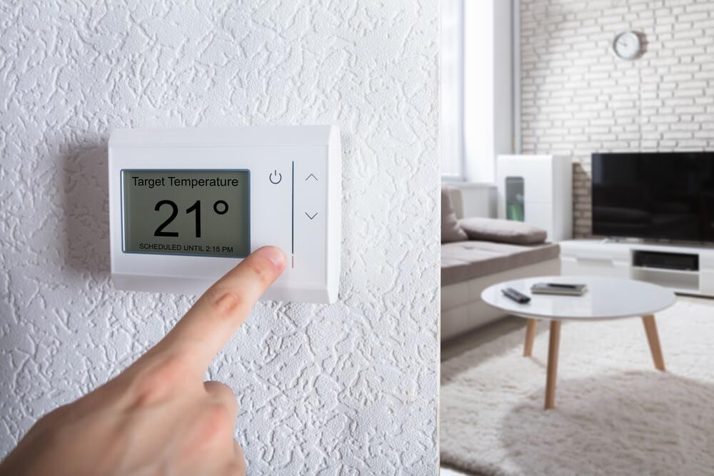 Optimisation de chauffage via thermostat d'ambiance pour réguler son chauffage