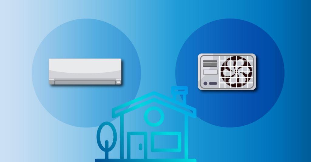 Quel emplacement choisir pour l'installation de sa pompe à chaleur (PAC) air air