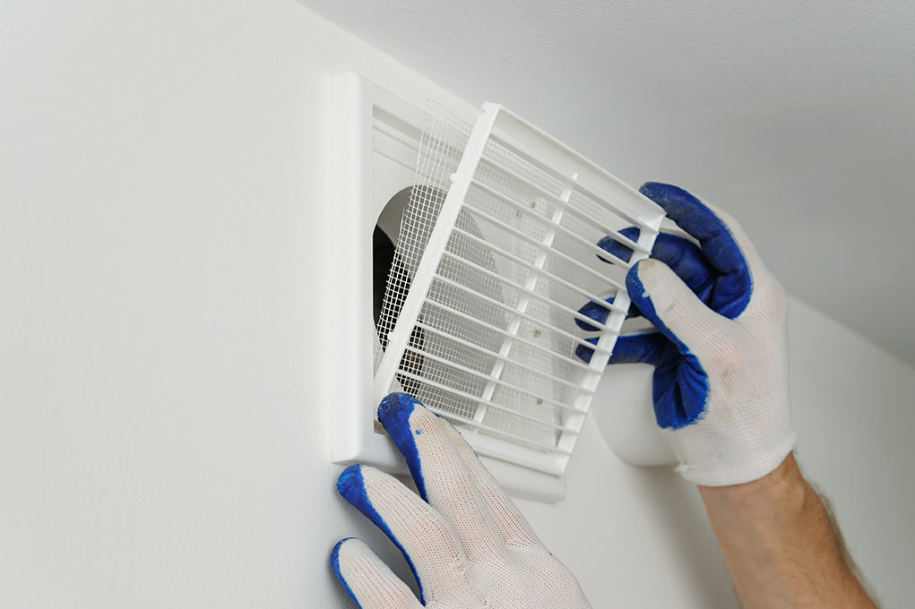 Installation VMC simple ou double flux