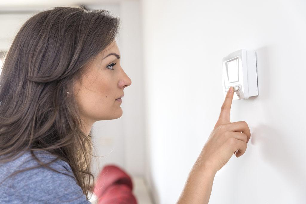 Accessoires de régulation de chauffage Thermostat d'ambiance