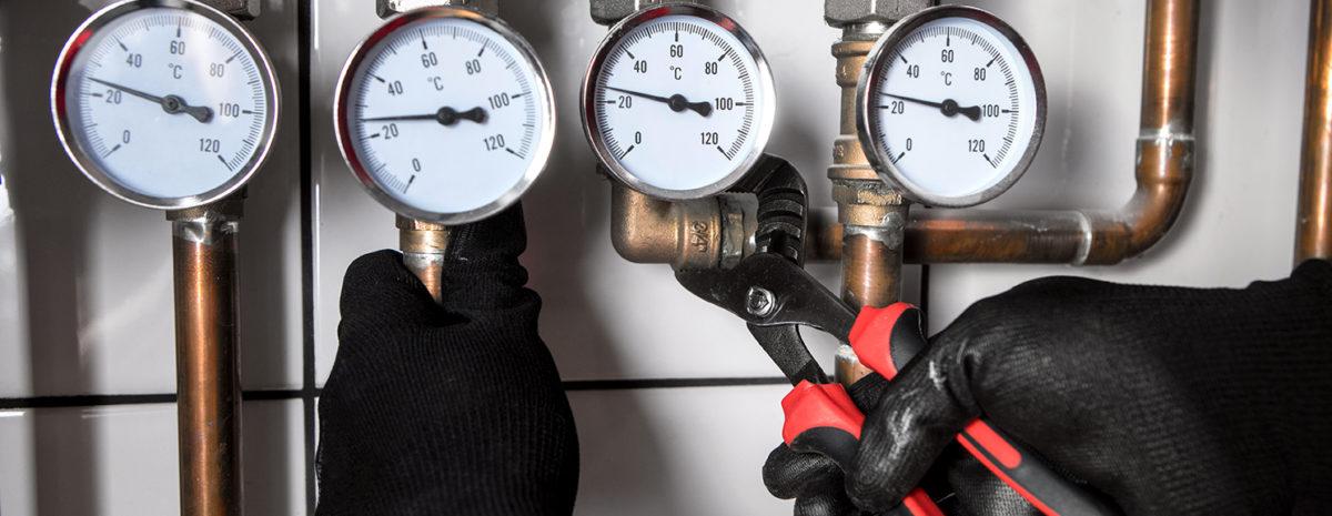 traitement de l'eau chaudière à gaz circuit de chauffage