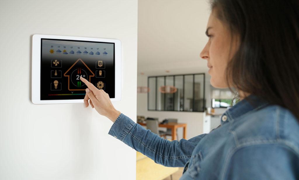 réglage du thermostat de son logement pour faire des économies de chauffage