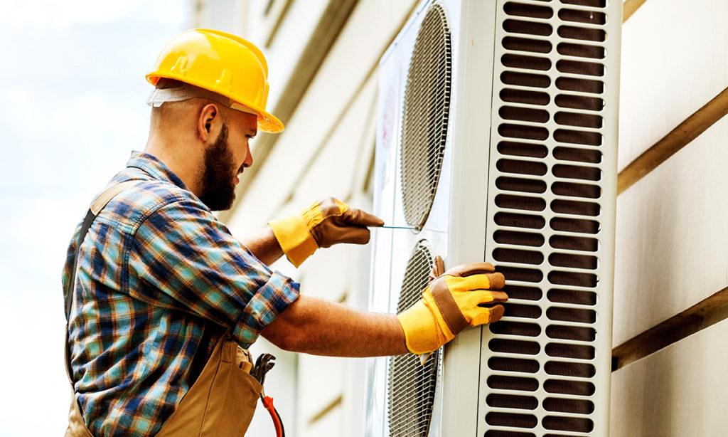 Entretien et maintenance Pompe à chaleur PAC AIR EAU