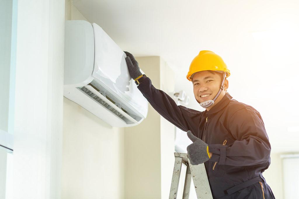 Climatisation réversible, Pompe à chaleur PAC : Installation et Remplacement