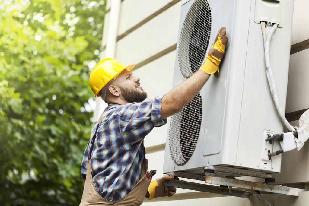 remplacement de chaudière fioul pour une pompe à chaleur air eau