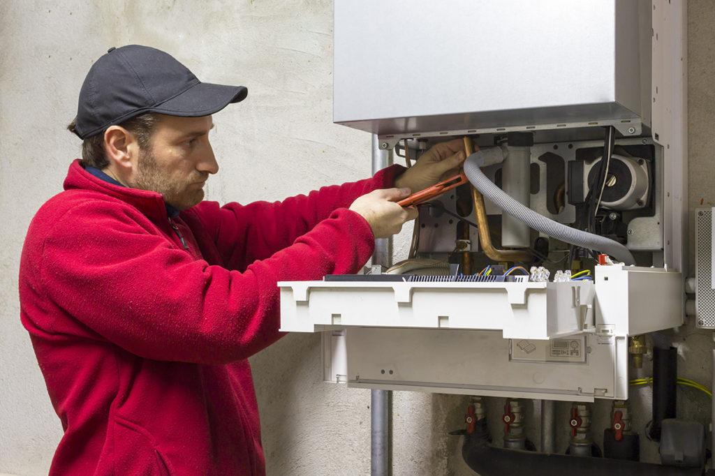 Dépanneur, réparateur Chaudière GAZ -